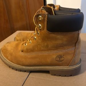 Classic Timbs